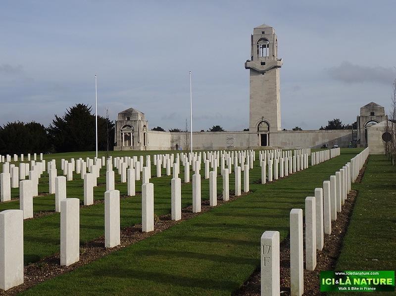 16-memorial 1914-1918 australian westernfront