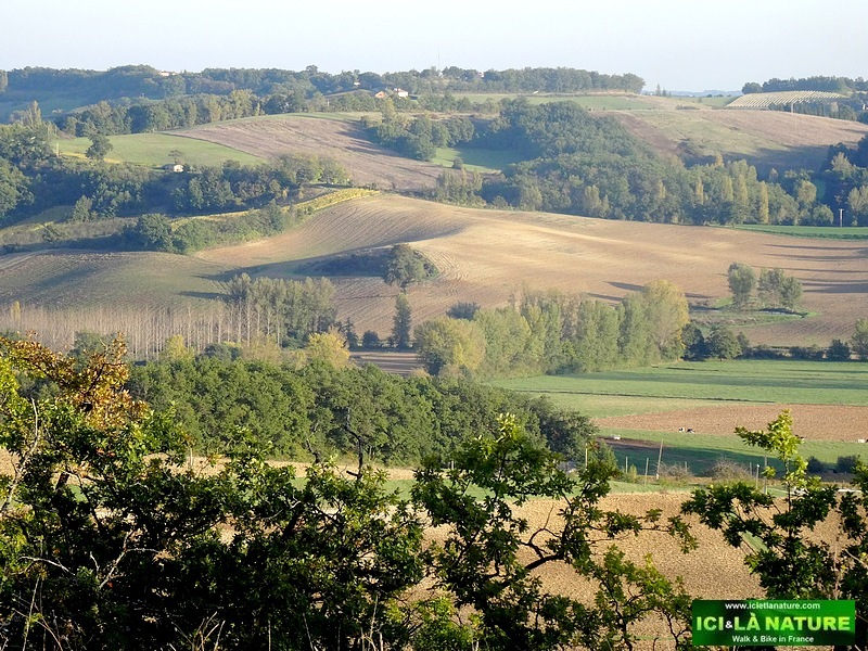 20-hike way st james camino trail cahors lauzerte