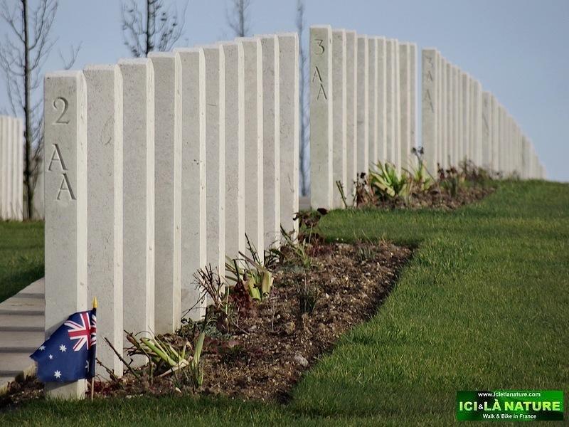 24-australian battles 1914-1918 memorial villers