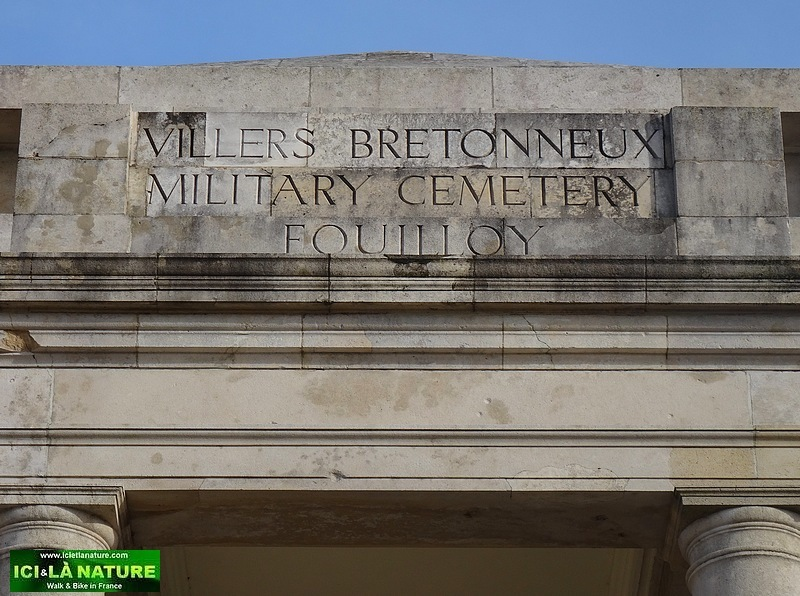 26-villers bretonneux western front military cemetery