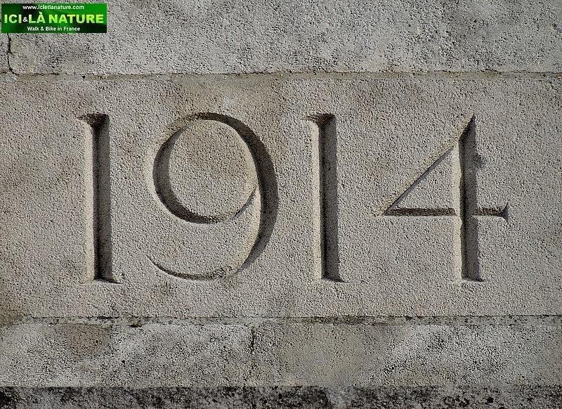 27-1914 australian army memorial france