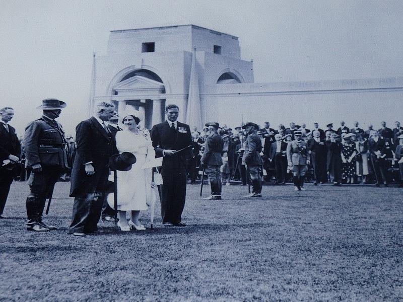33-australian war memorial 1938 inauguration