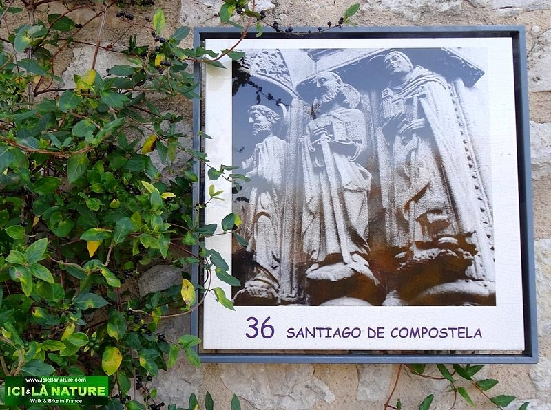 37-pilgrim way in france santiago de compostela