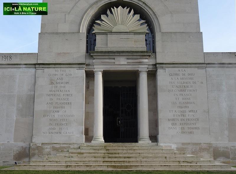 45-anzac australian memorial war WW 1 france