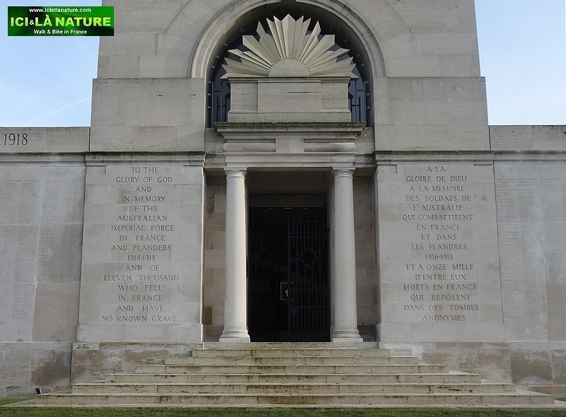 45-anzac australian memorial war WW 1 france