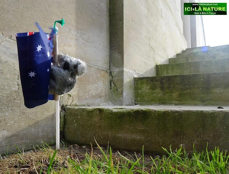 47-australian battles france memorial
