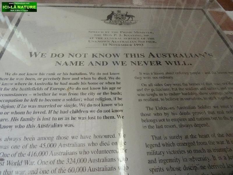 59- unknown soldier australia