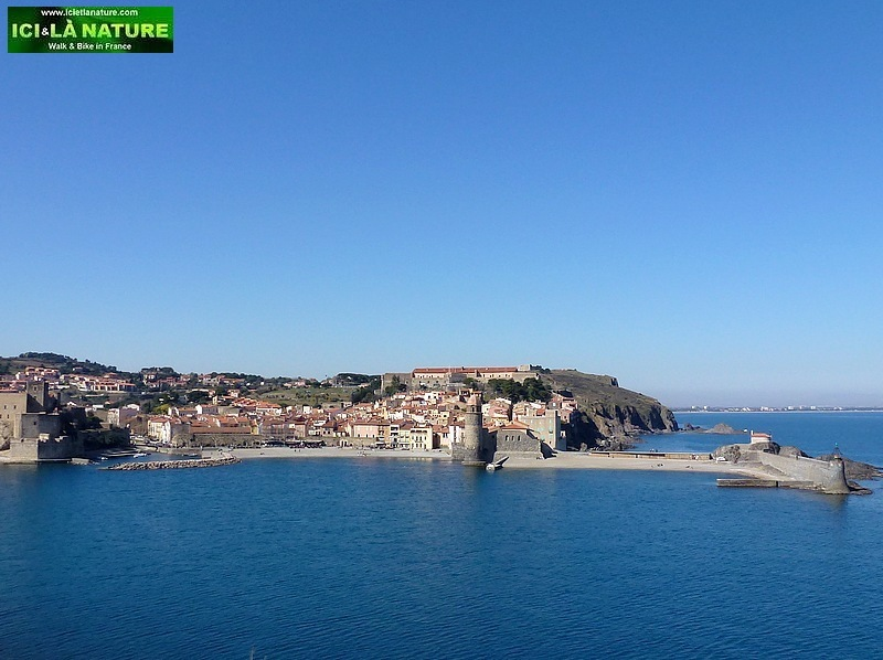 16- hiking holidays france spain collioure cadaques