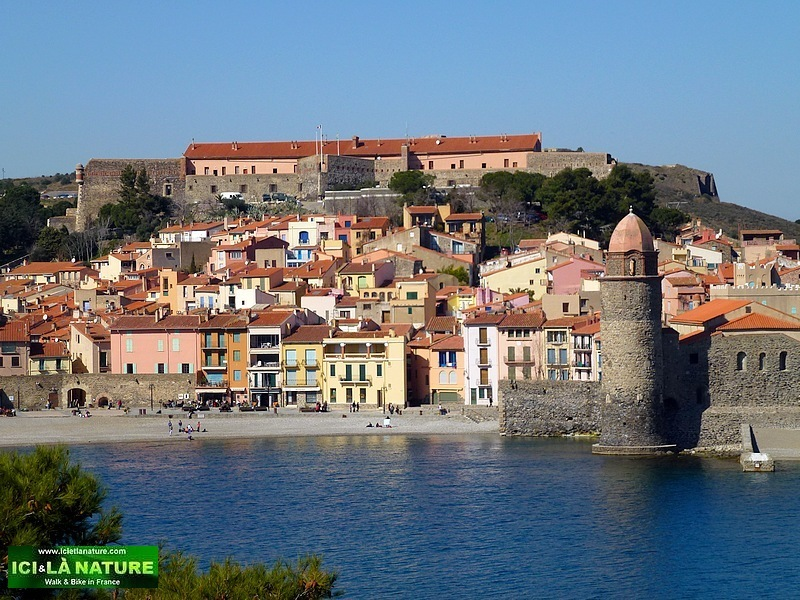 18-walking holidays in the mediterranee collioure