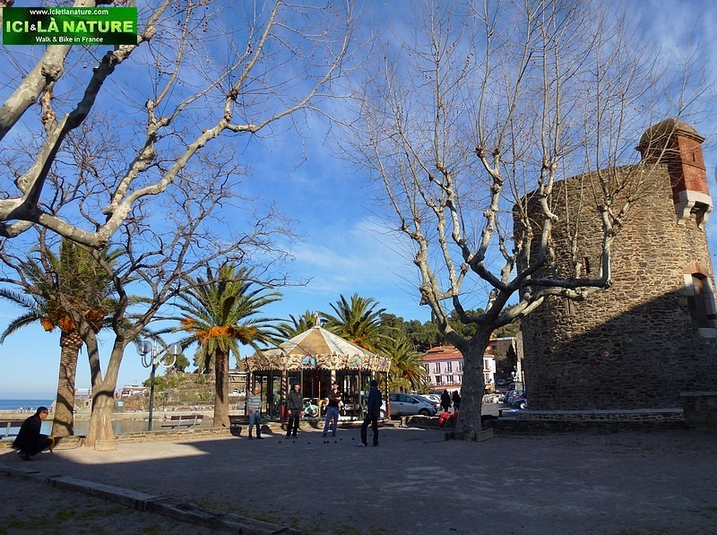 38-catalonia hiking trail walking holidays collioure