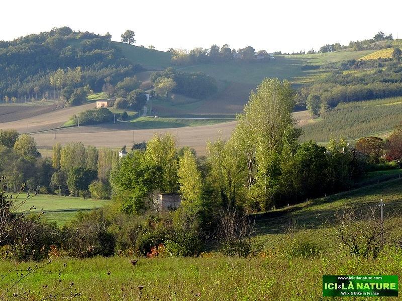 56-pilgrimage camino santiago france cahors lauzerte