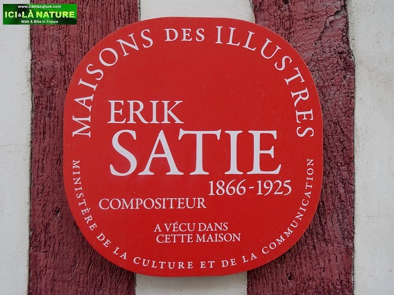 11-erik satie's native house honfleur