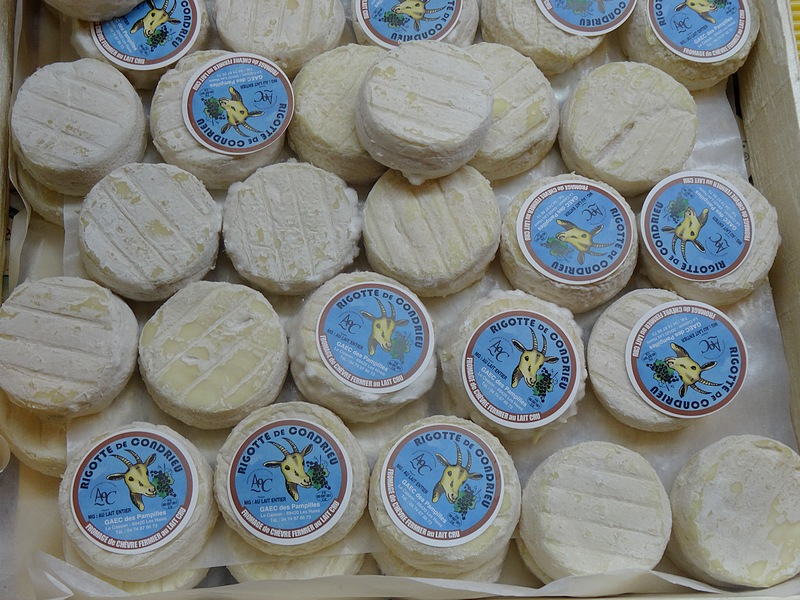 46-picture french cheese