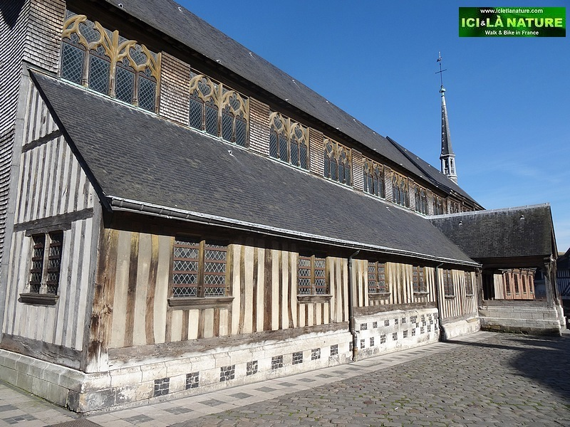 38-Sainte-catherine church honfleur normandie