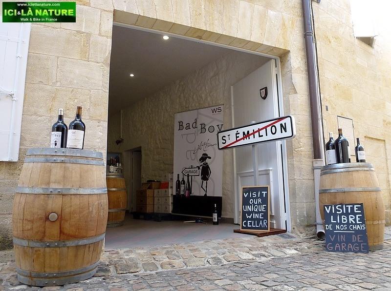 42-wine cellar saint emilion bordeaux france