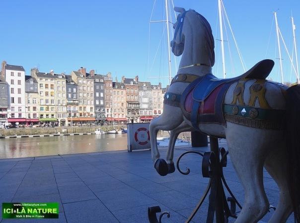 biking holidays normandy france