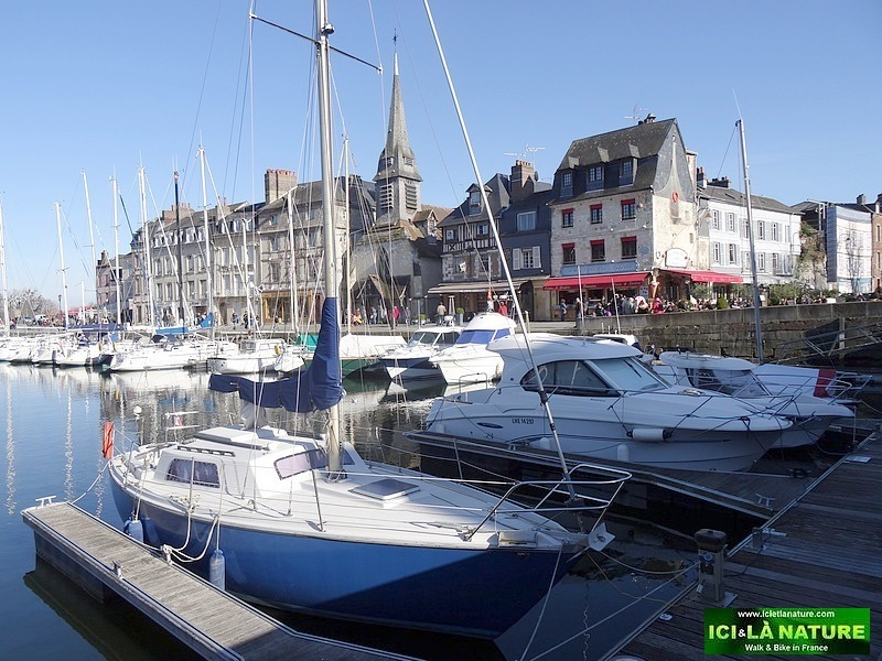 Biking tour normandy france