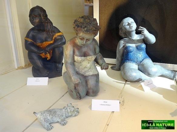 56-art gallery normandy honfleur