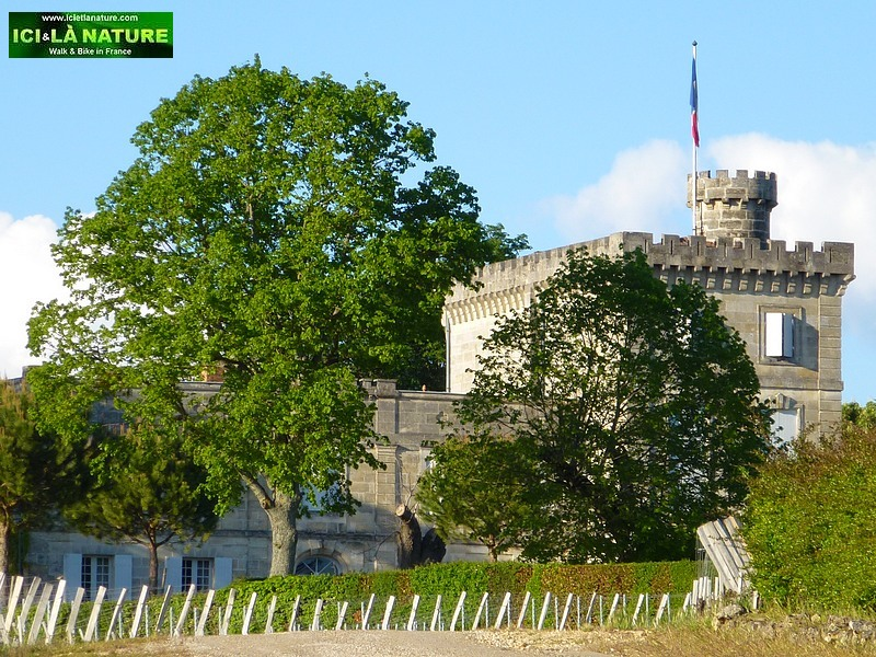 66-castle saint emilion bordeaux