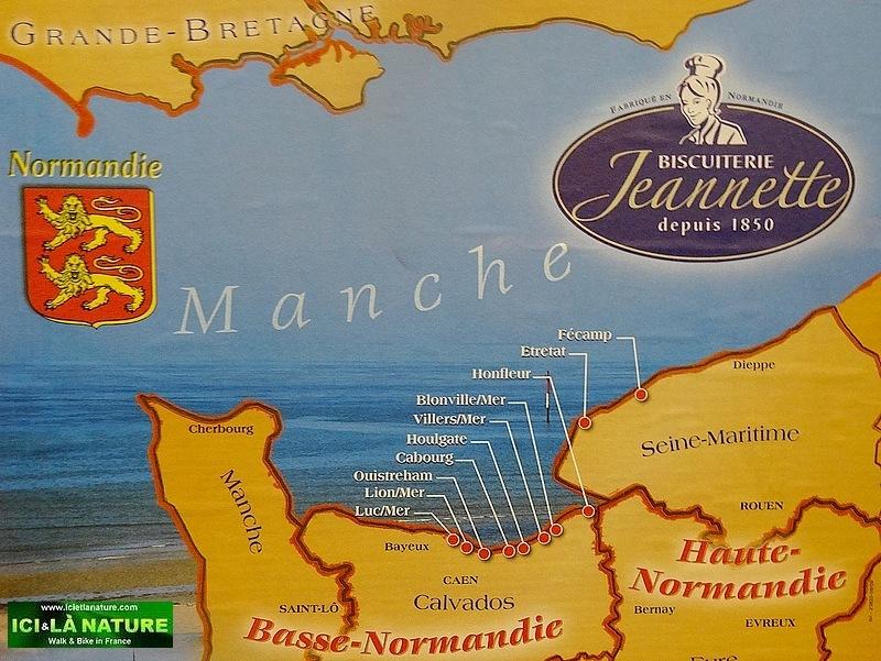 76-normandy coast specialities biscuiterie jeannette caen