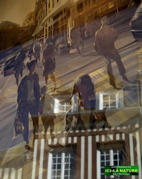88-art gallery honfleur normandy coast