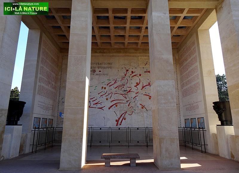 09-american memorial normandy 1944