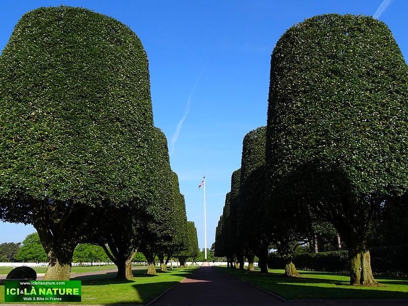 12-normandy Word War II cemetery colleville