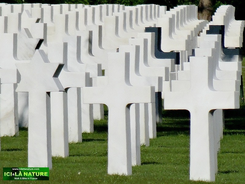15-headstones battle of normandy
