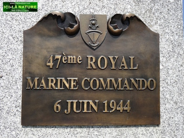 15-royal marine commando 6 juin 1944