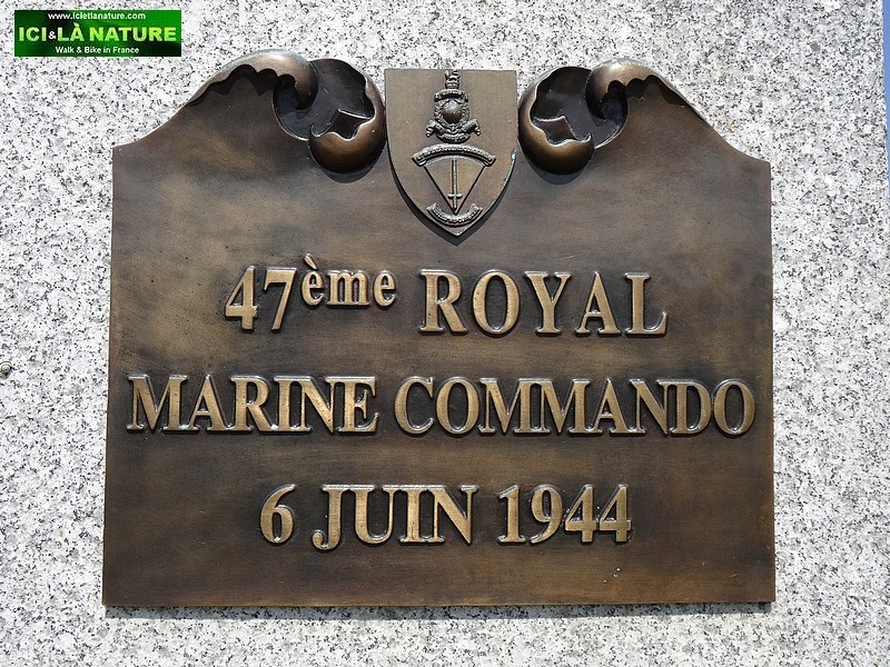15-royal marine commando 6 juin 1944