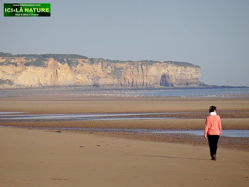 16-plage debarquement normandie omaha beach