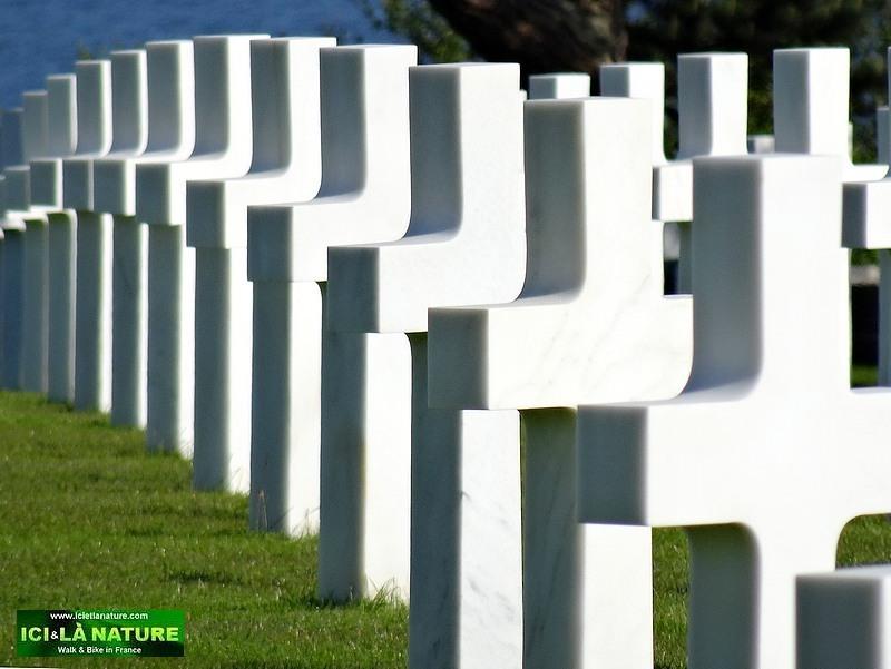 19-american cemetery battle normandy 1944