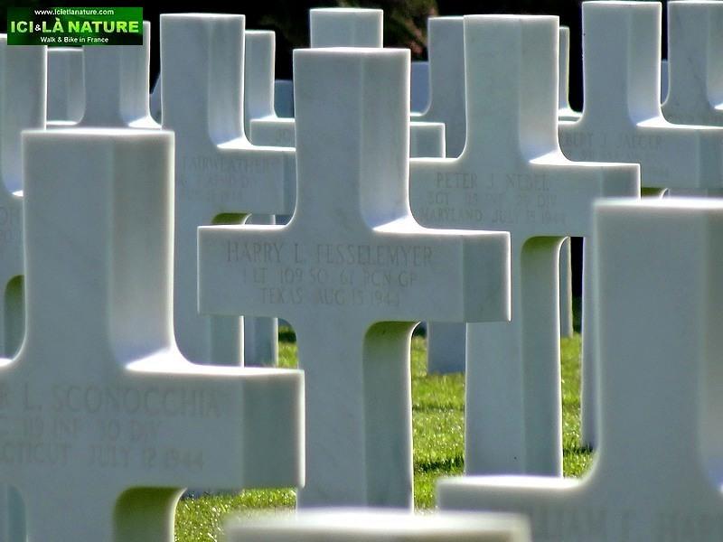20-D-Day beaches omaha cemetery