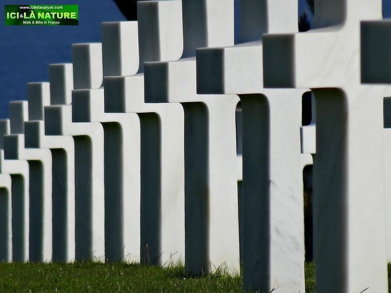 20-normandy american graves omaha beach