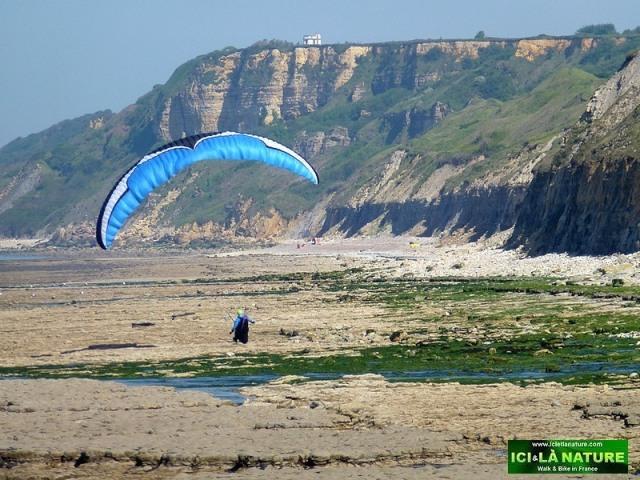 24-normandy landing cliffs