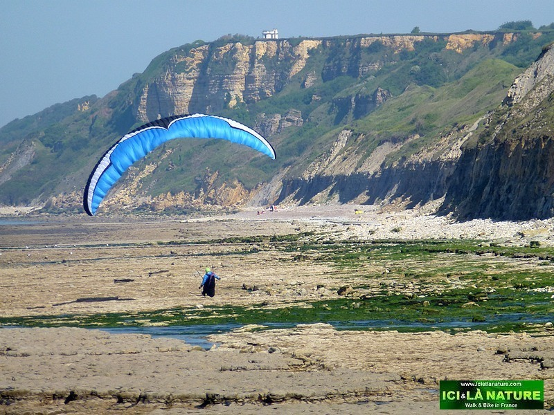24-normandy landing cliffs