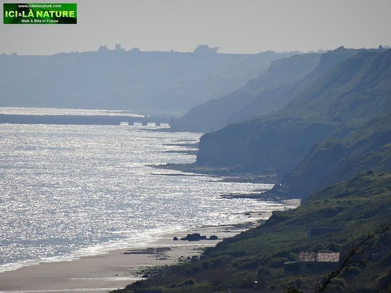 39-panorama omaha beach 1944
