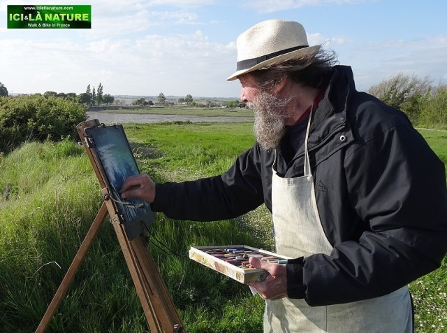 40-french impressionist landscape painter