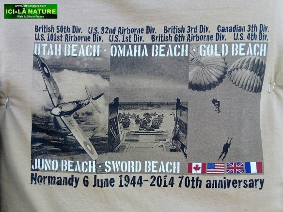 40-NORMANDY LANDING BEACHES 1944