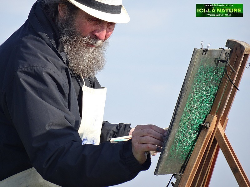 45-french impressionism painter