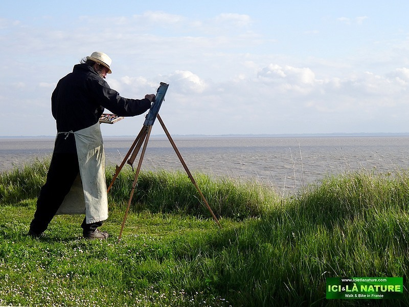 46-french impressionism landscape