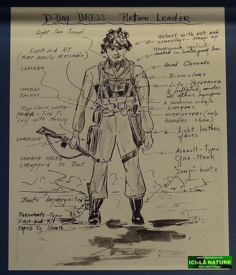 51-D_Day Dress Platoon Leader