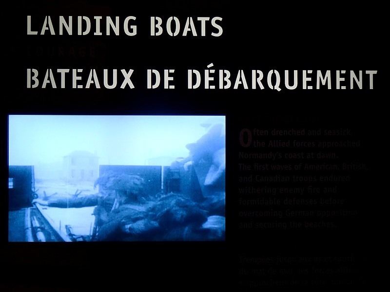 54-landing boats battle normandy