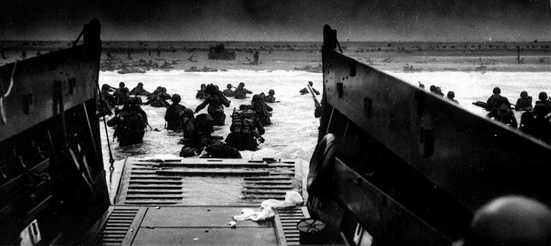 62-omaha beach june 6,1944