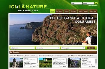 French atlantic coast holidays