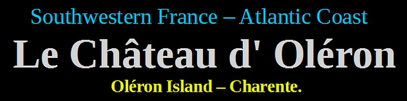 French Atlantic Coast oléron island