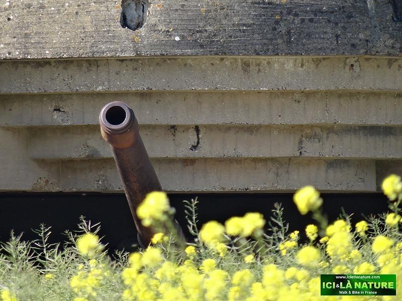 03-german gun casemate normandy 1944