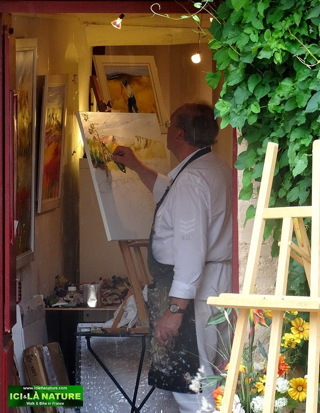 04-art shop provence roussillon