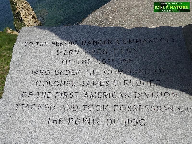 04-monument rangers pointe du hoc