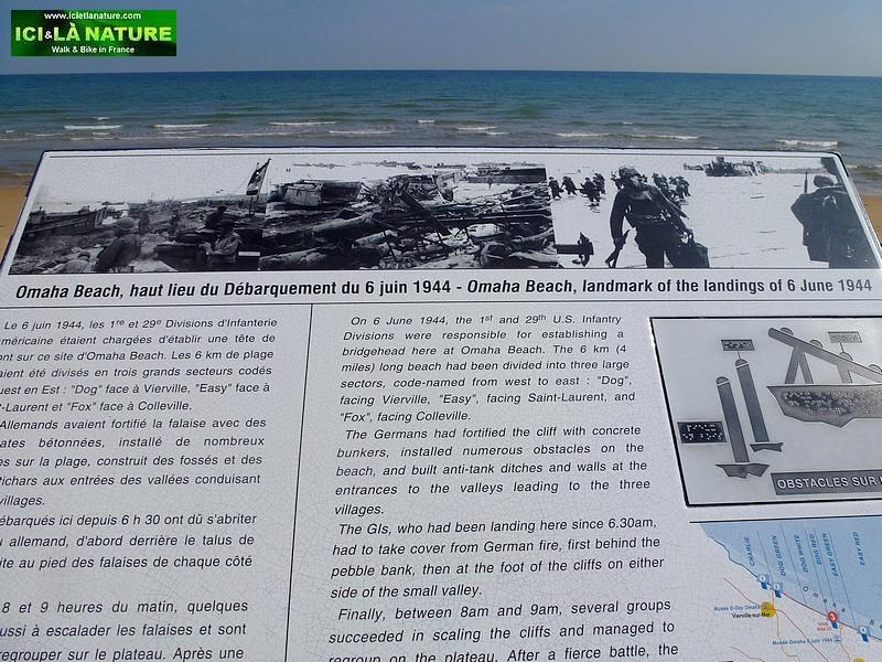 04-omaha beach landmark landings 1944